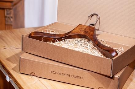 Geschenk für den Ehemann in Luxusverpackung