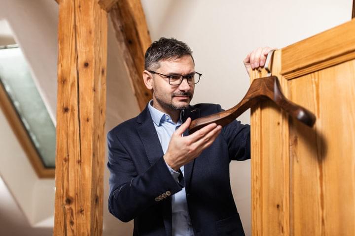 Štěpán Rambousek - über Mekko
